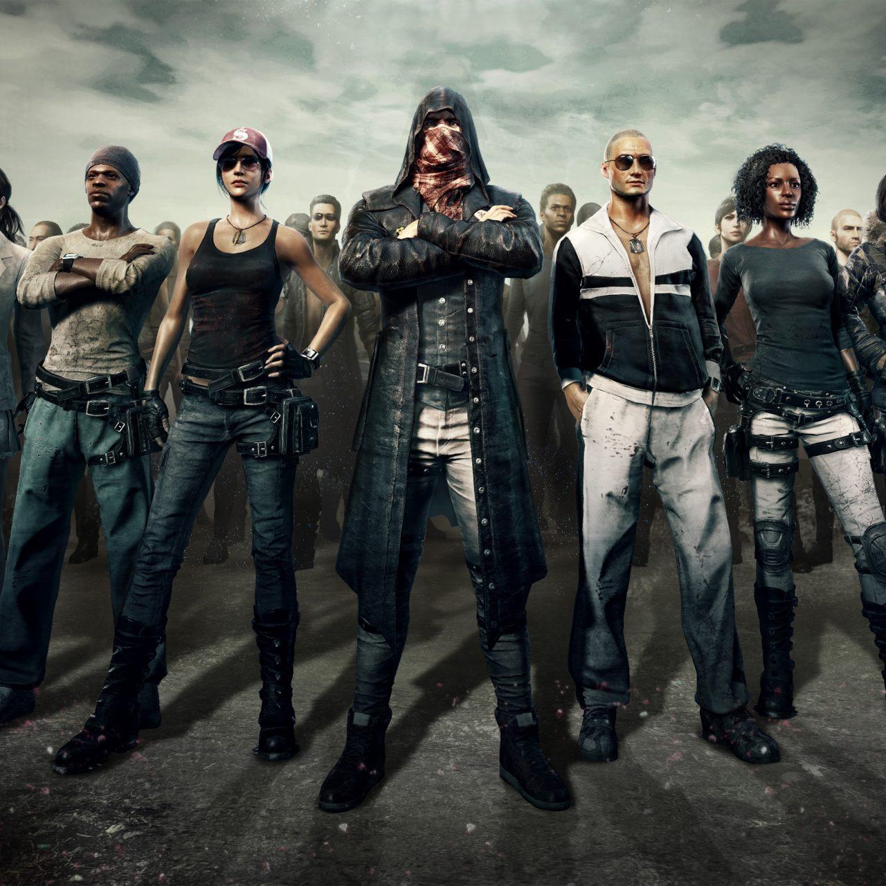 Playerunknowns Battleground PUBG Game 4K Wallpaper