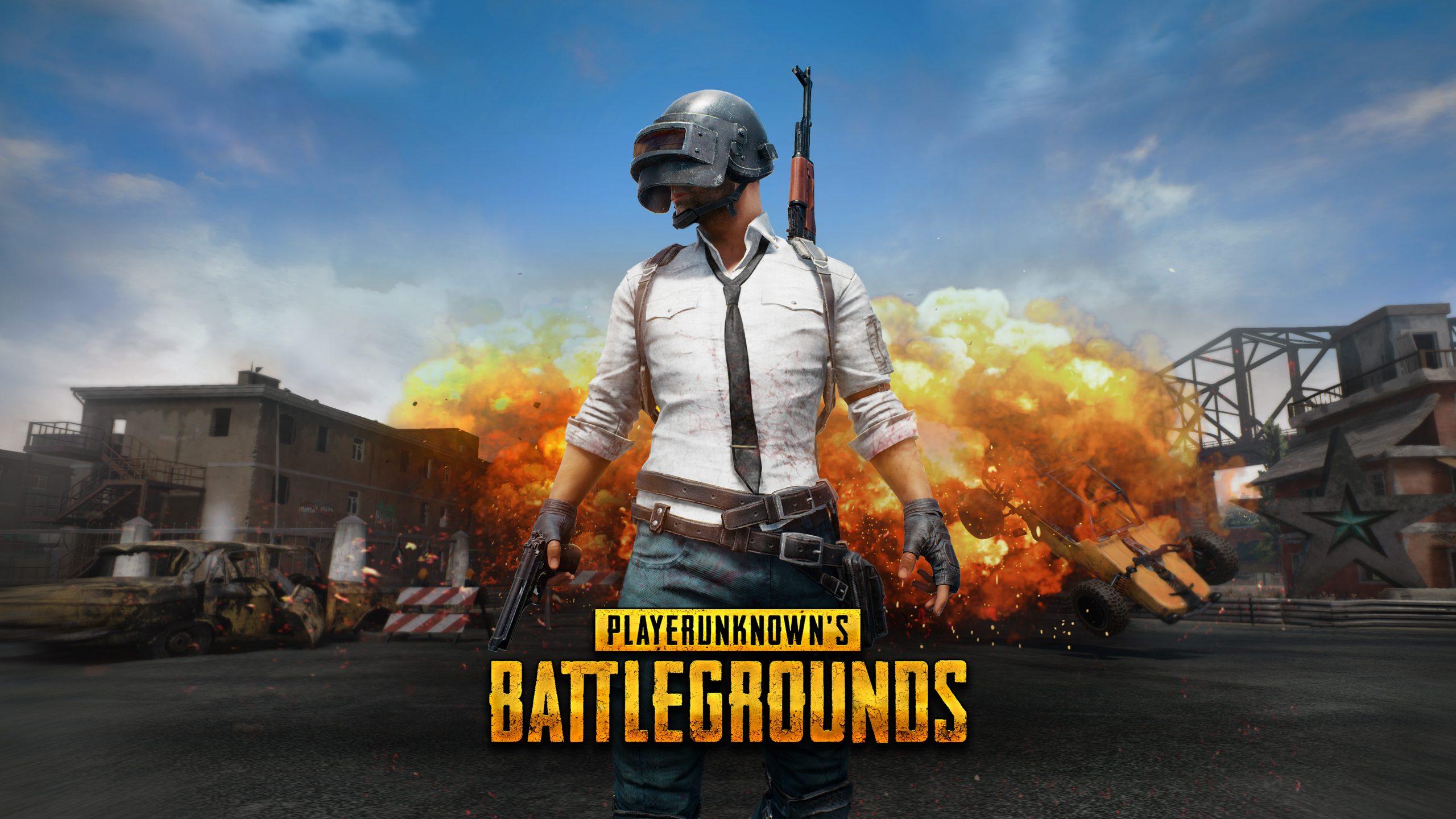 Playerunknowns Battlegrounds Cover PUBG 5K Wallpaper