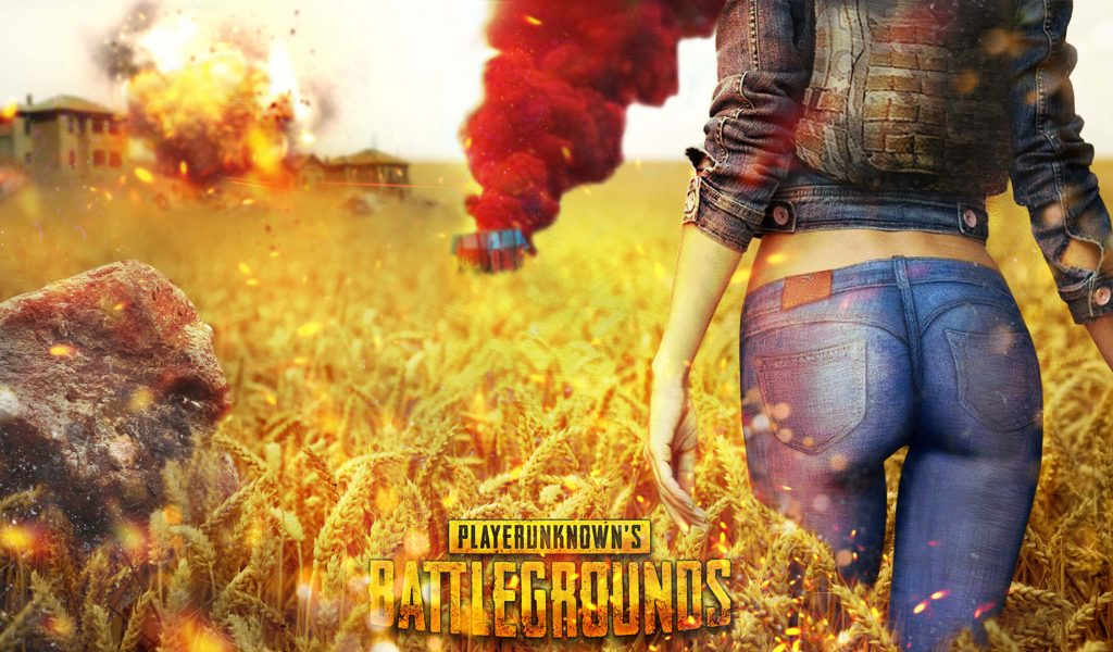 Pubg Wallpaper 4k: Playerunknowns Battlegrounds PUBG Cover 4K Wallpaper