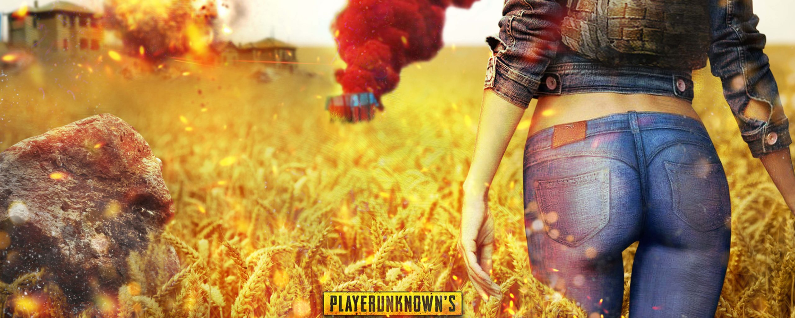 Playerunknowns Battlegrounds PUBG Cover 4K Wallpaper