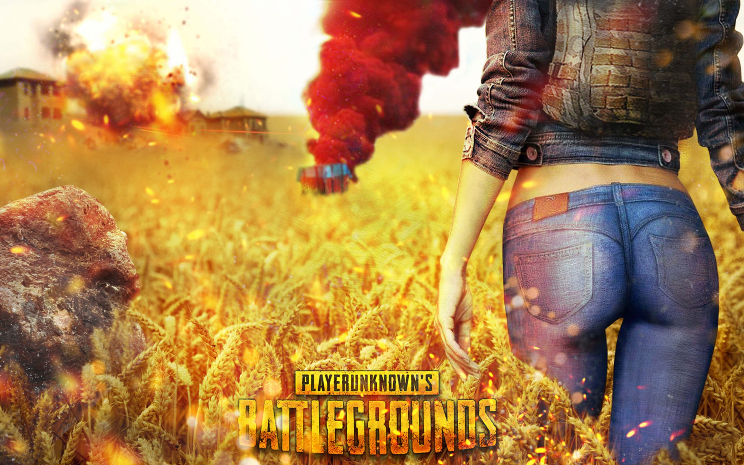 Top 13 Pubg Wallpapers In Full Hd For Pc And Phone: Playerunknowns Battlegrounds PUBG Cover 4K Wallpaper