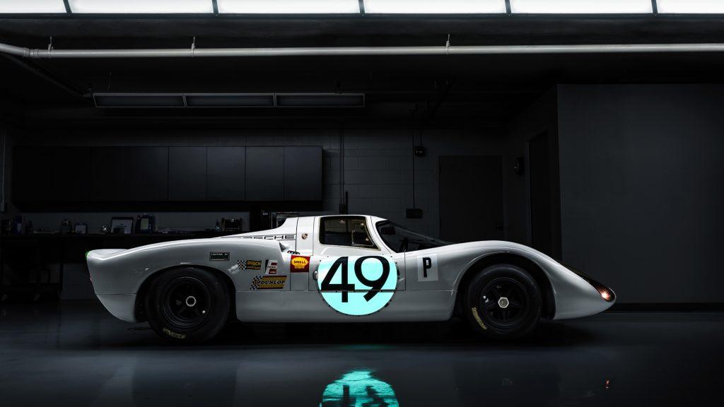 Porsche 907 Car 4K Wallpaper