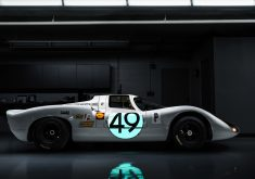 Porsche 907 Car 4K Wallpaper