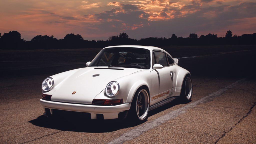 Porsche Singer Car Design 4K Wallpaper