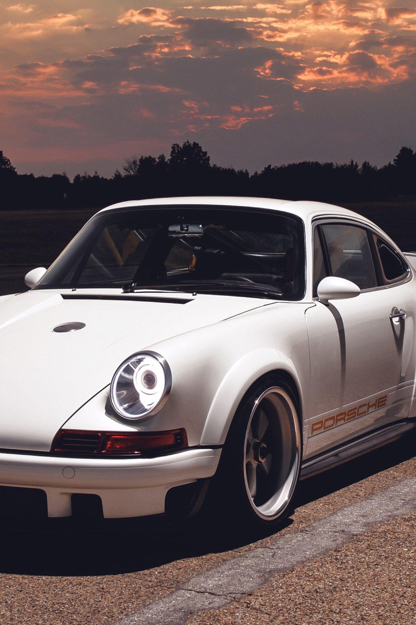 Porsche Singer Car Design 4k Wallpaper Best Wallpapers