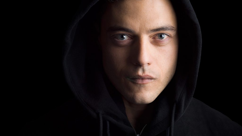 Rami Malek in Mr. Robot Season 2 4K Wallpaper