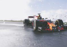 The Crew 2 Red Bull F1 Car Game 4K Wallpaper