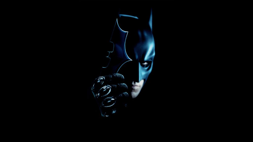 The Dark Knight Batman 5K Wallpaper