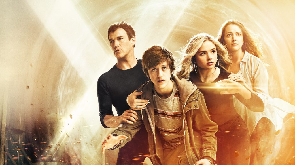 The Gifted TVShow 4K Wallpaper