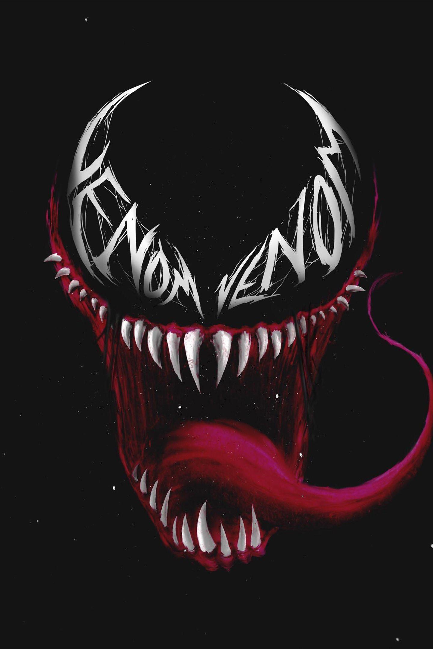 Venom Art 4k Wallpaper Best Wallpapers