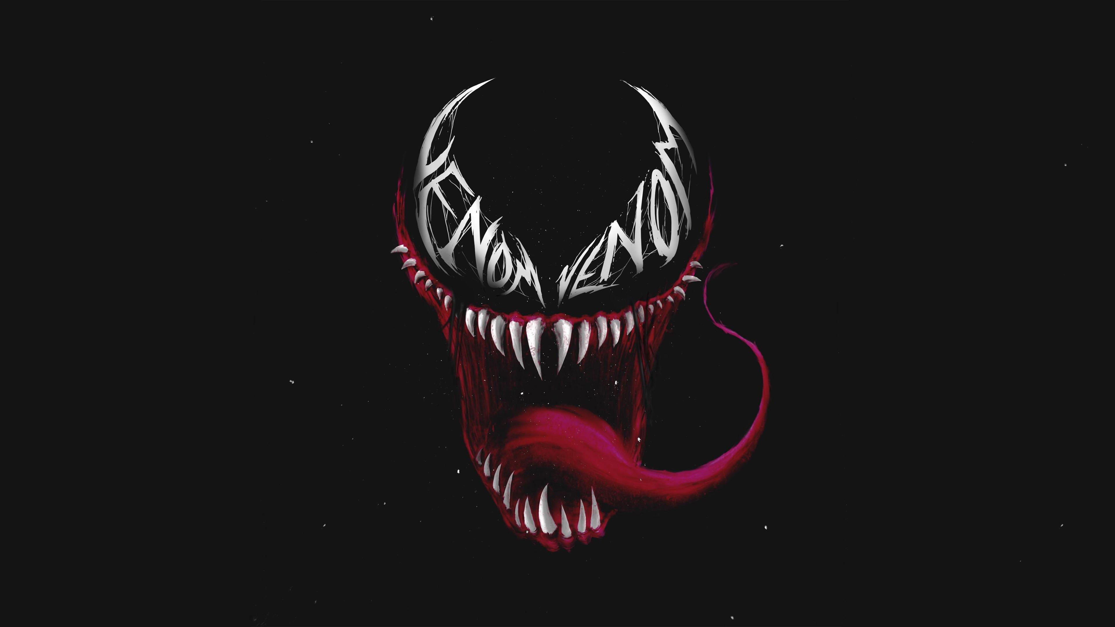Venom Art 4K Wallpaper - Best Wallpapers