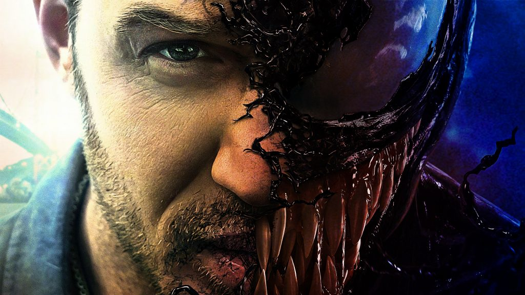 Venom Movie 2018 Tom Hardy 4K Wallpaper
