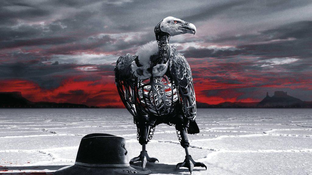 Westworld Season 2 Poster 4K Wallpaper