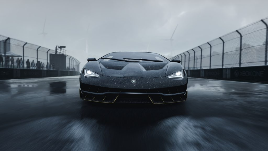 Forza Motorsport Lamborghini 4K Wallpaper