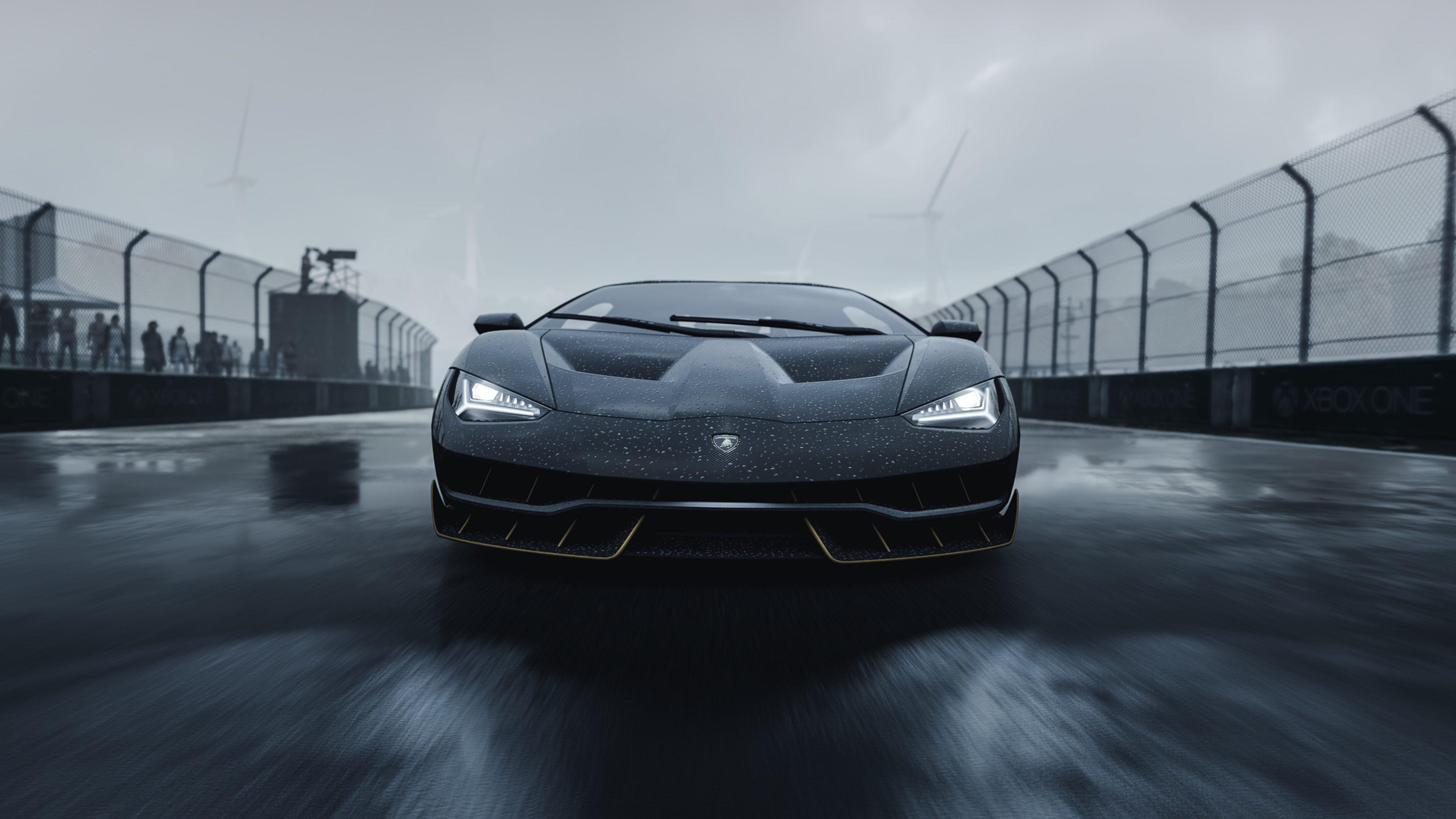 Forza Motorsport Lamborghini 4k Wallpaper Best Wallpapers