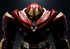 Iron Hulkbuster Mark 2 4K Wallpaper