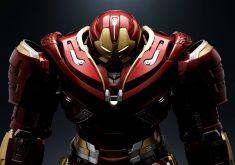 Iron Hulkbuster Mark 2 4K Wallpaper