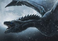 Dragon White Walkers Game of Thrones 4K Wallpaper