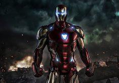 Ironman Avenger Endgame Movie 4K Wallpaper