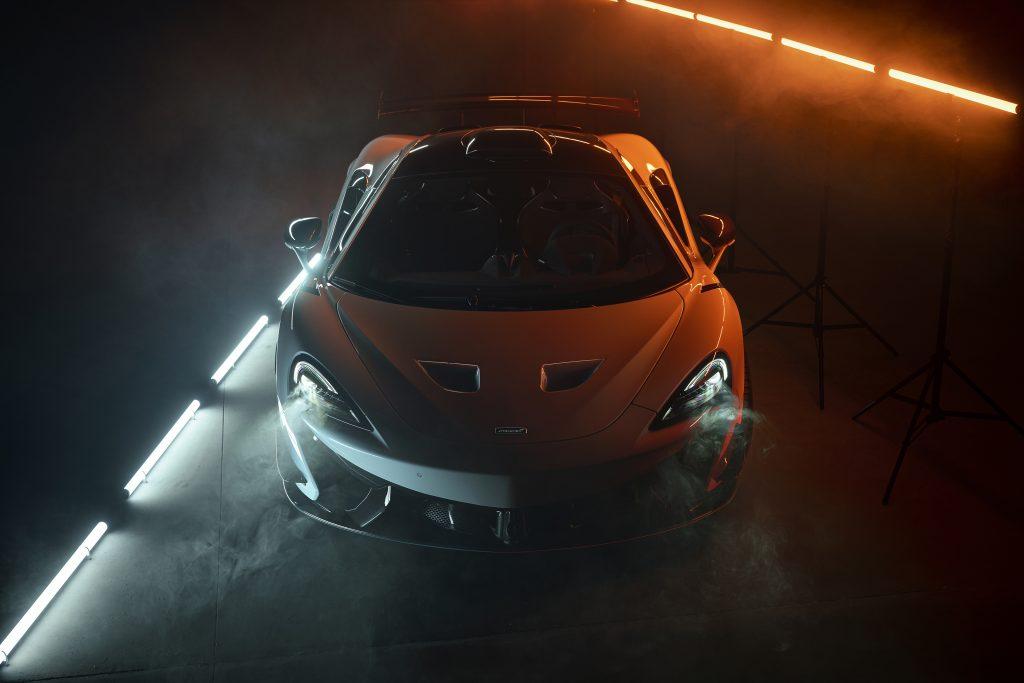 McLaren NOVITEC Car 4K Wallpaper